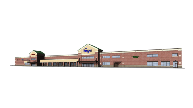 Kroger coming to Cornerstone