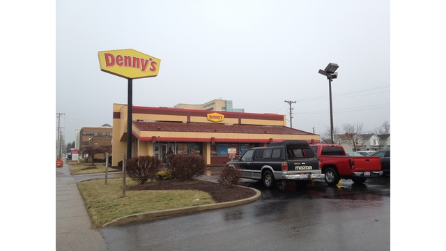Police Suspect Hits Two Dayton Restaurants And Gas Station