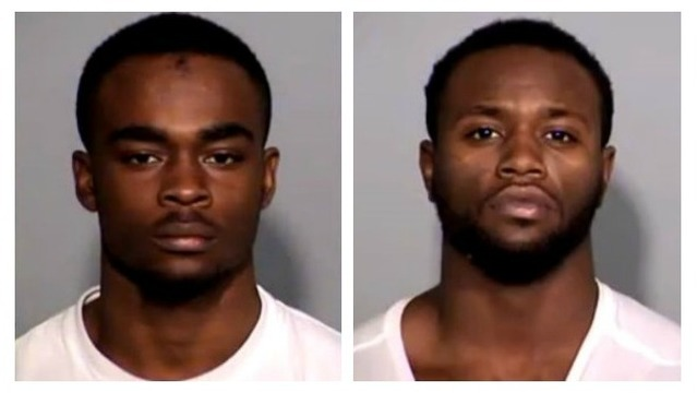 Dna Evidence Cell Phone Records Help Track Down Blackburn Murder Suspects