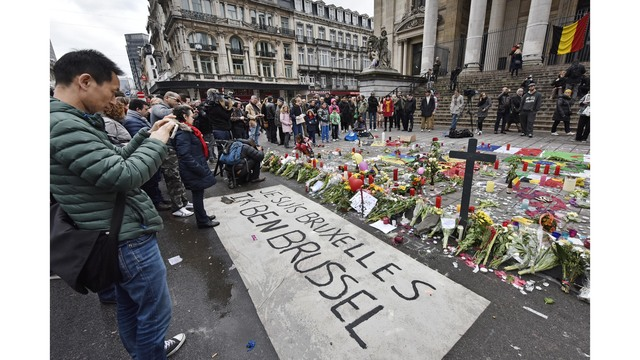 Officials: Brussels bombers may have rushed attack