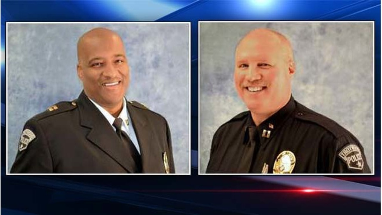 Trotwood Names New Police Chief Deputy Chief