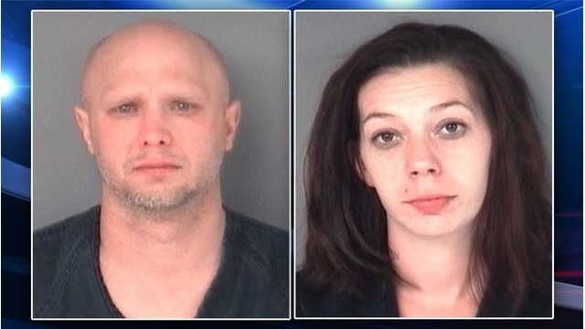 2 arrested after gas station robbery