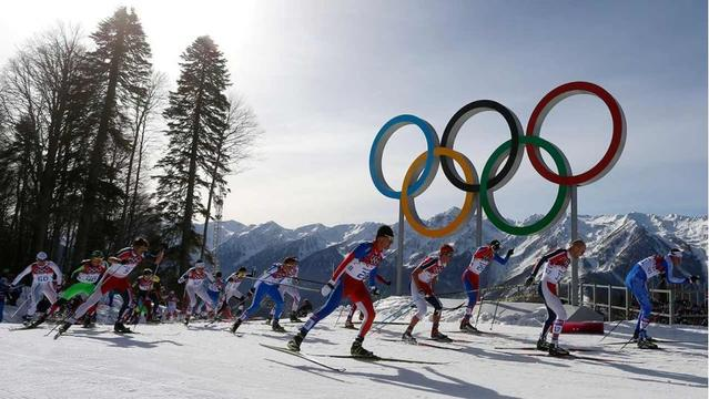 Cross-country at the 2018 PyeongChang Winter Olympic Games