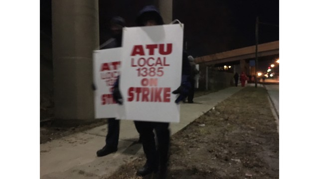 RTA & union reach agreement to end strike, deal must be ratified