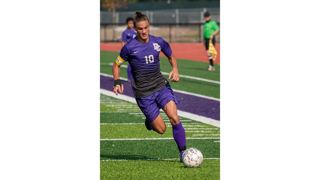 Dayton Christian soccer standout earns All-America honors