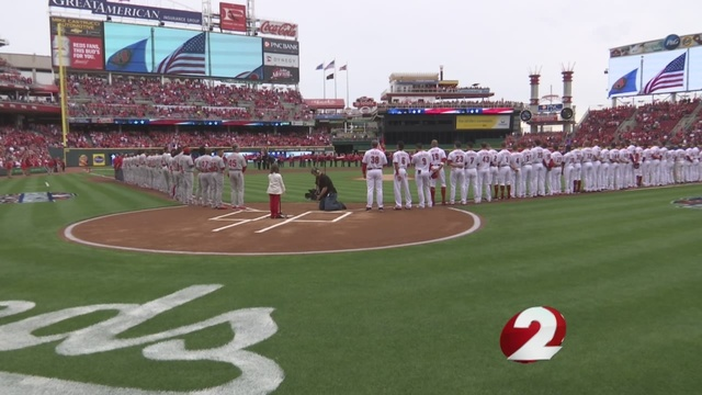 Reds-Nationals Opening Day game postponed