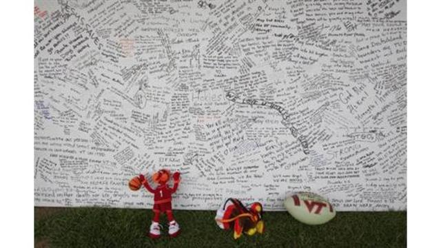 Virginia Tech marking 10 years after shooting that killed 32