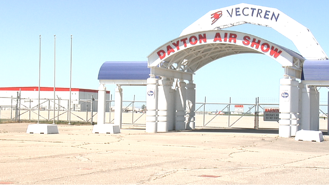 All Vectren Dayton Air Show parking to be in paved lots this year