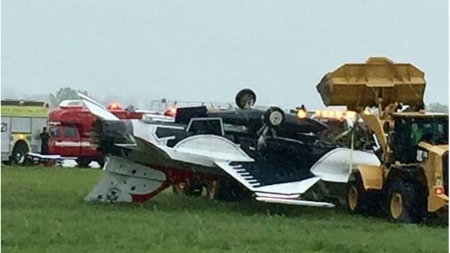 Air show crash in ohio video sweepstakes