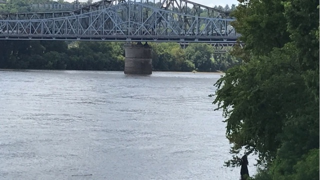Owners Human Error Caused Ohio River Fertilizer Spill - Ohio River On Us Map