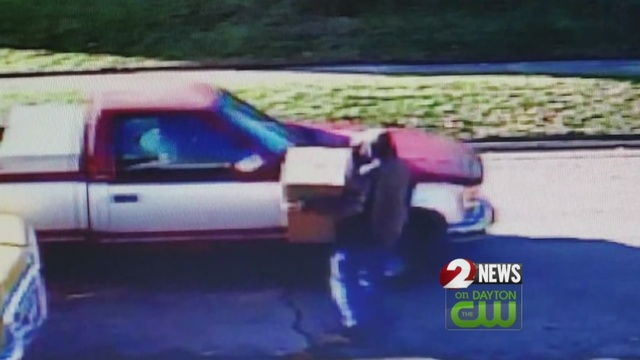 'Package pirates' caught on camera stealing from multiple homes