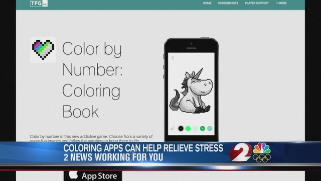 Best apps for coloring - WDTN