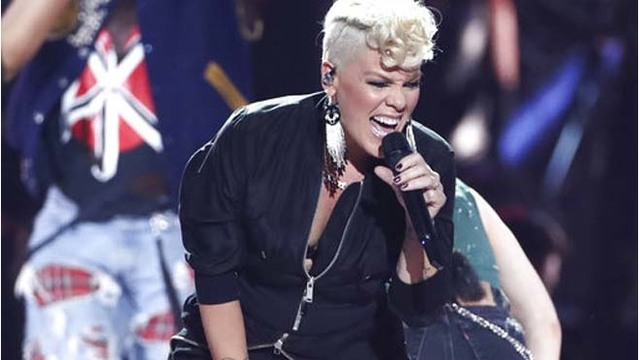 Pink to sing national anthem at Super Bowl