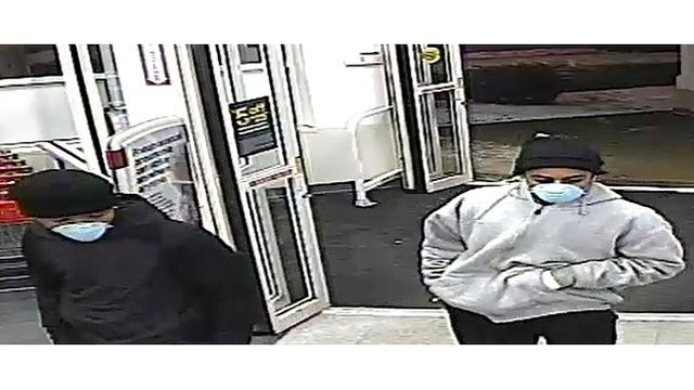 police search for cvs robbery suspects in union