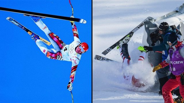 The improbable story of Austrian gold medalists Hermann Maier and Matthias Mayer