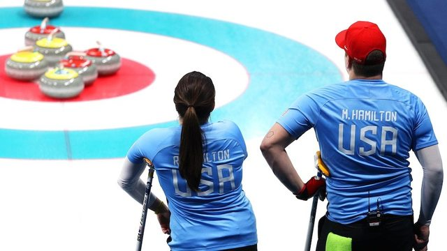 Puzzling yet popular, Americans are learning to love curling