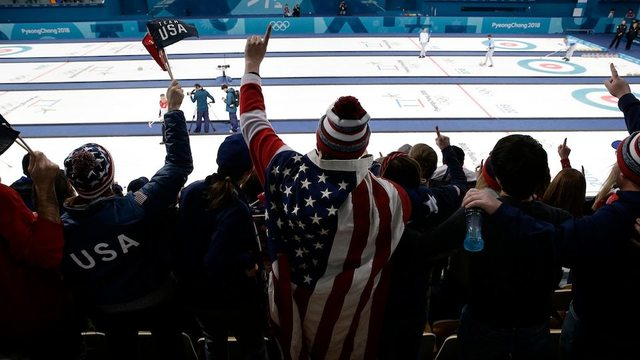 Twitter reacts to Team USA's success in curling, the country's new favorite sport