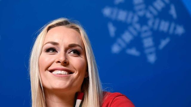 A reflective Vonn on her Olympic life: 'I gave it absolutely everything I had'