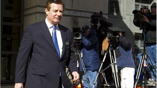 Manafort pleads not guilty, gets September trial date