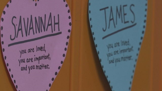 Piqua HS students surprised by random act of kindness