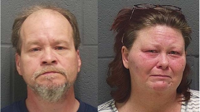 Parents face child molesting, incest charges in Indiana