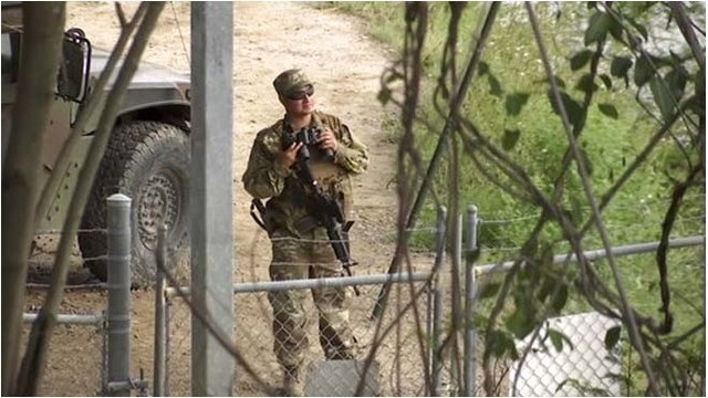 Sessions to address National Guard troops at Mexican border