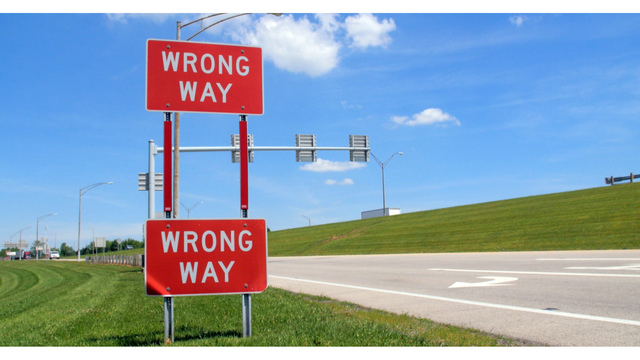 oncoming danger changes coming to highway ramps to prevent wrong