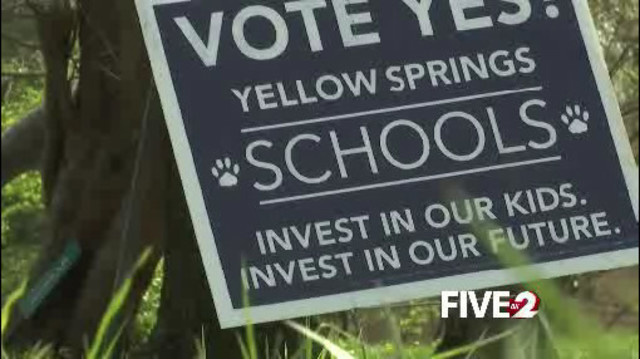 Yellow Springs divided on school levy