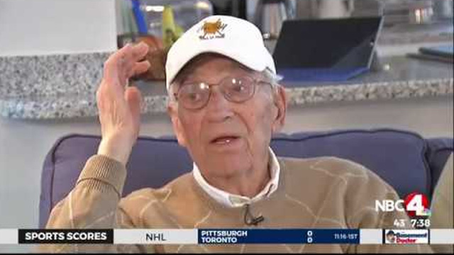 OSU, Muirfield legend Pandel Savic dies at age 92