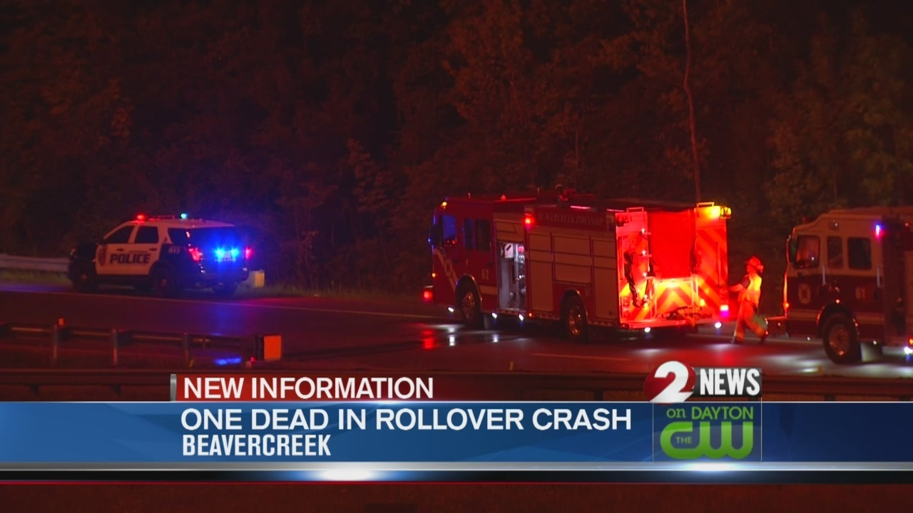 1 dead in Beavercreek crash