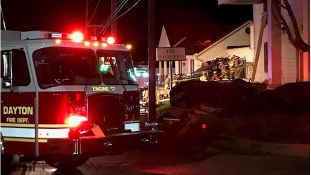 Identity confirmed of driver killed in funeral home crash