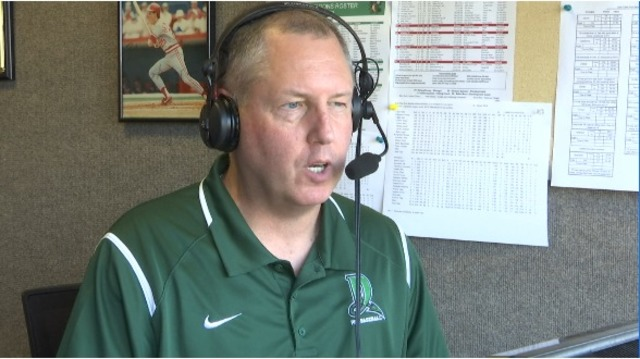 Dragons' broadcaster Nichols to call some Reds action on Tuesday
