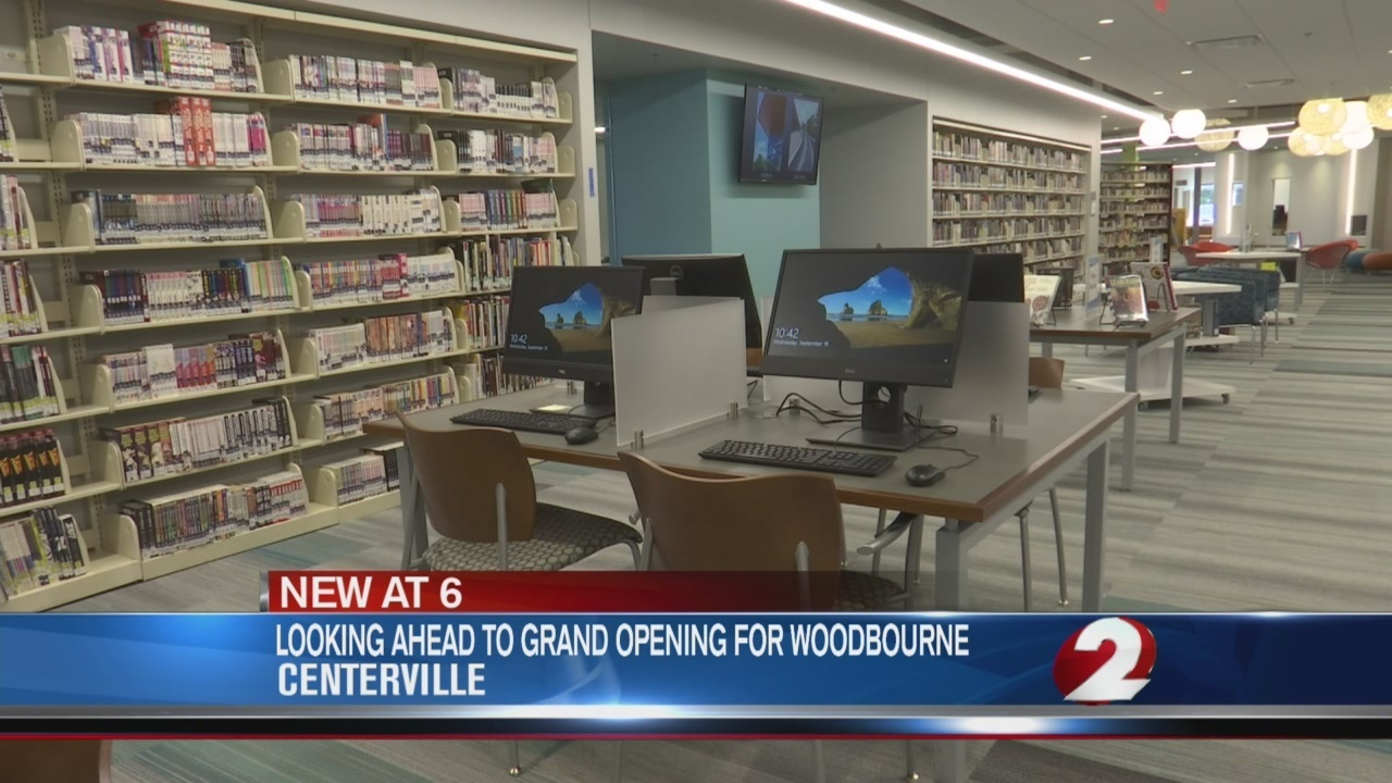 Woodbourne Library To Open New Building This Weekend
