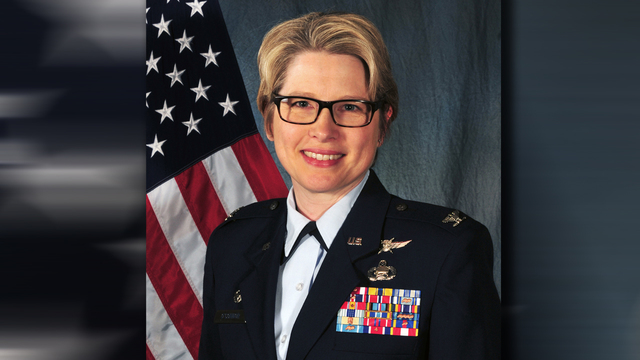 Ohio Air National Guard getting its 1st female brigadier general
