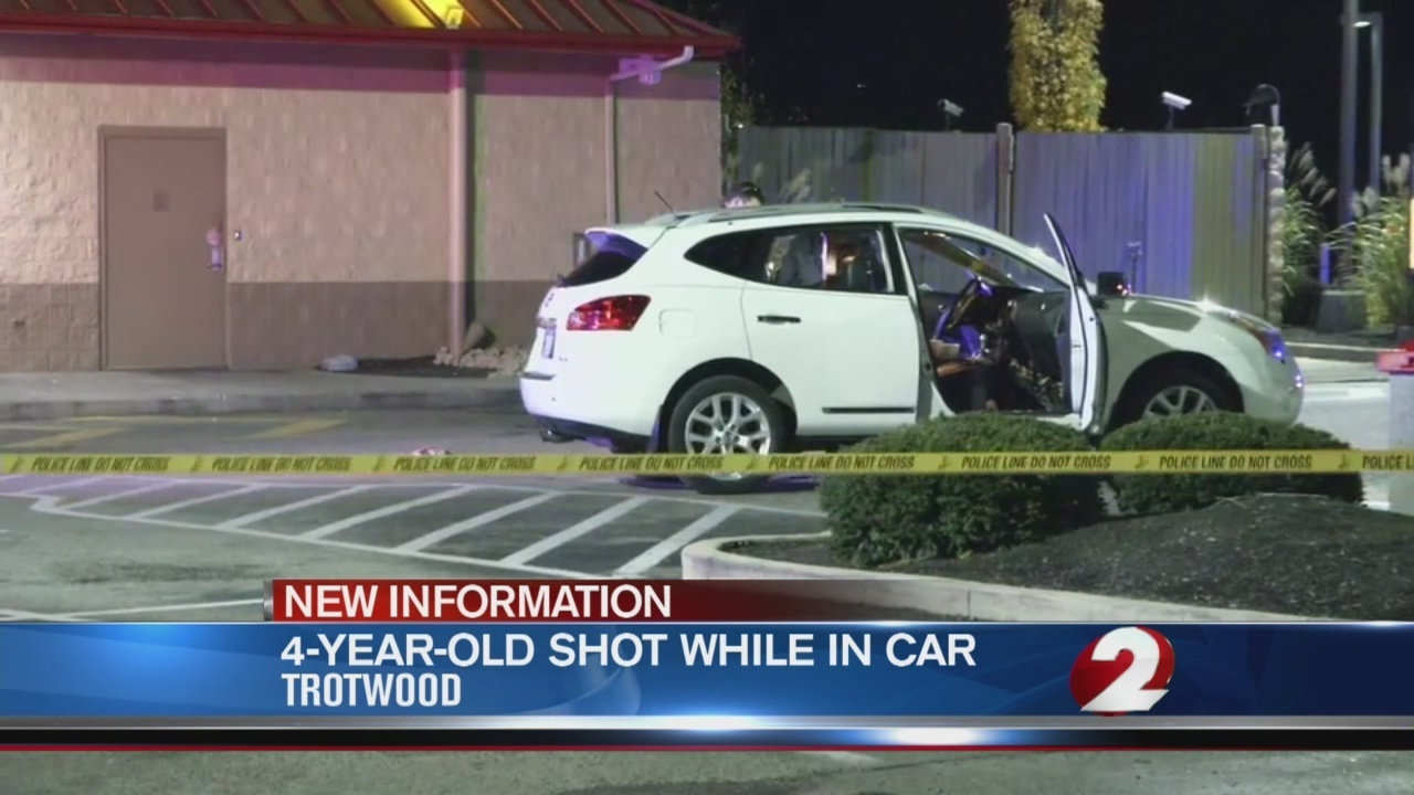 Mcdonalds Customers Aid Mother After Her Daughter Is Shot In Trotwood