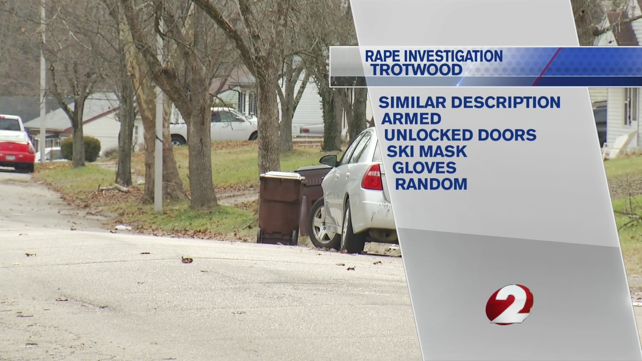 Trotwood Police Investigating 2 Reported Rape Cases