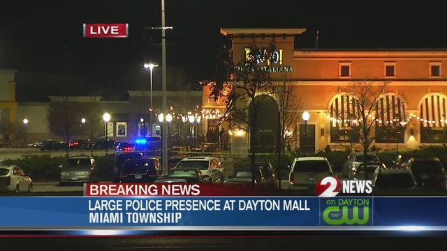 Scene Cleared After Bomb Squad Called To Dayton Mall