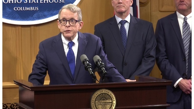 DeWine to give State of the State speech March 5