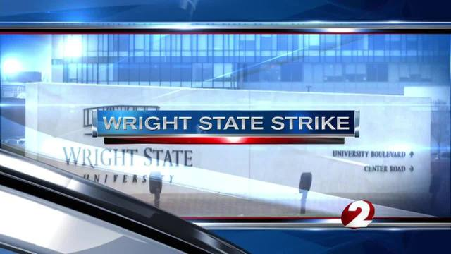 Wright State trustees approve contract offer opposed by union
