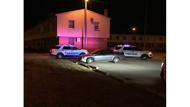 Suspect in custody after shooting near Dayton apartment complex