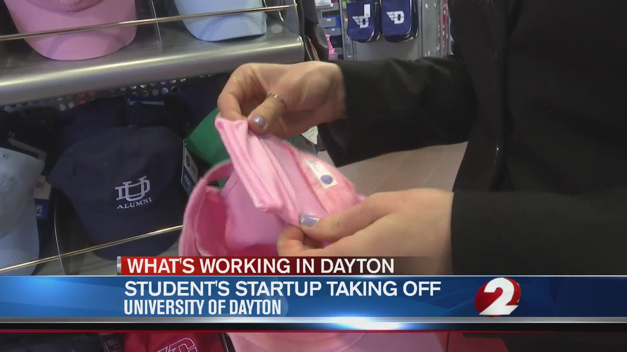 df15b034354 Dayton Flyer turns class project into fully fledged business