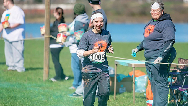 Annual 'Dye Hard 5K' color run set for Clark Co. fairgrounds
